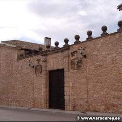 Machada del Palacio del Marqués de Valdeguerrero