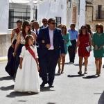 PROCESIÓN CON LA VIRGEN DE LA ASUNCIÓN 2017