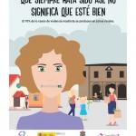 25 DE NOVIEMBRE: DÍA INTERNACIONAL DE LA ELIMINACIÓN DE LA VIOLENCIA CONTRA LAS MUJERES