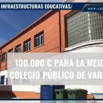 INVERSIÓN EN EL COLEGIO